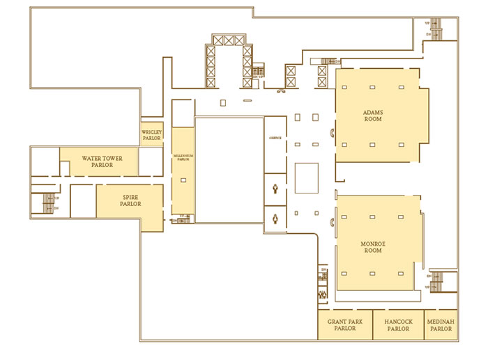 Floor Plans & Capacity Charts - The