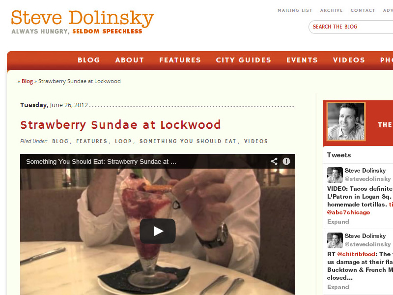 Steve Dolinsky