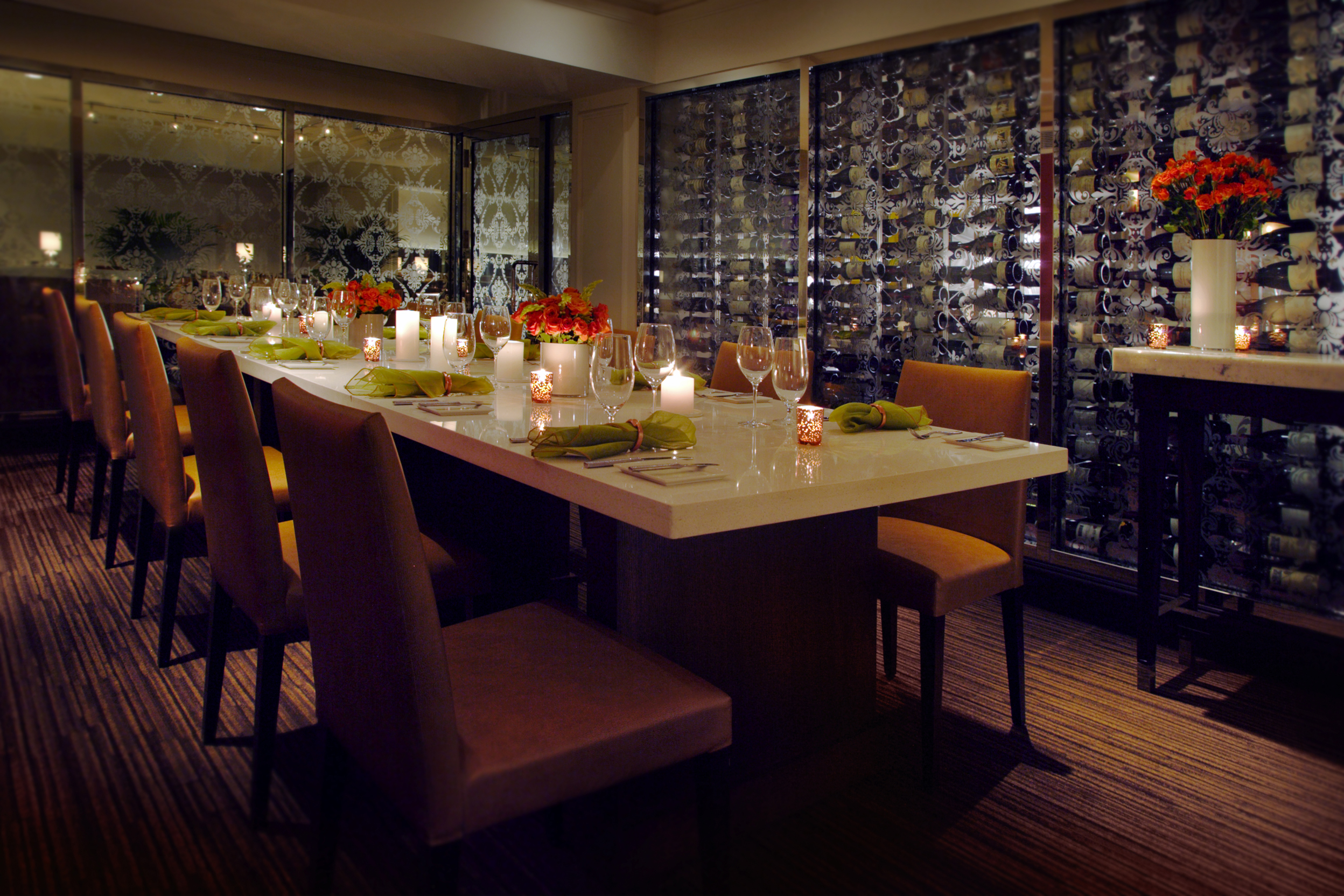 Lockwood Private Dining Room