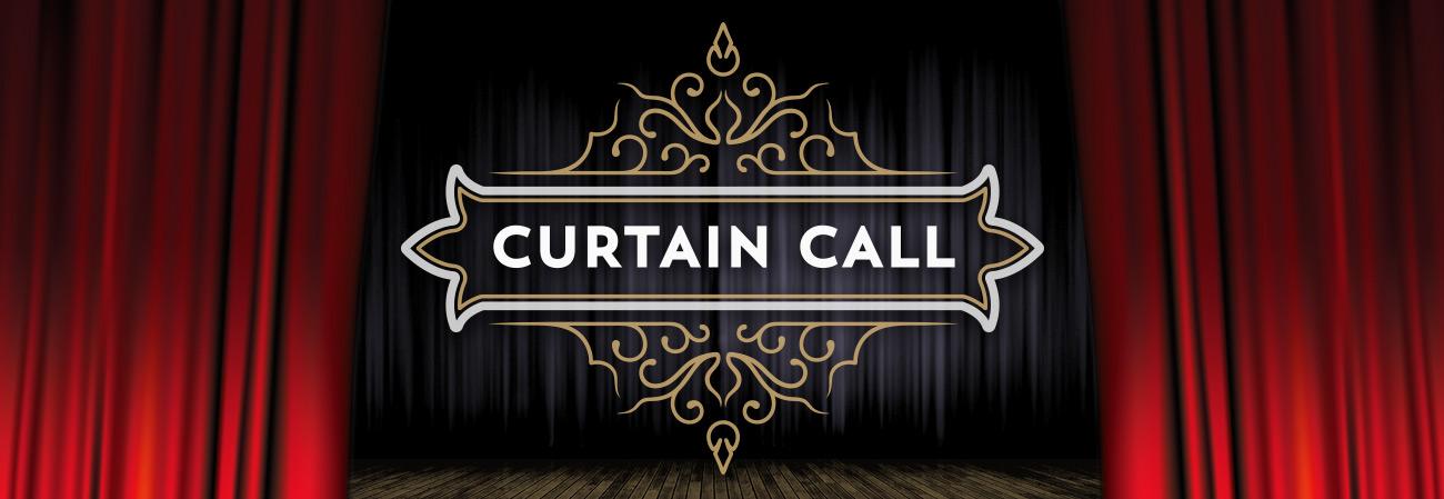 Curtain Call Menu at Lockwood