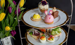 Peter Cottontail Easter Tea Service