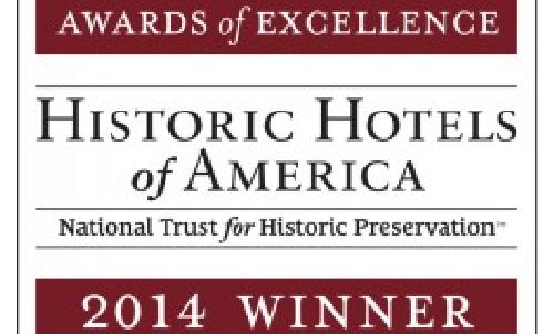 Palmer House Hilton voted Best Historic Hotel over 400 rooms and Ken Price voted Best Hotel Historian
